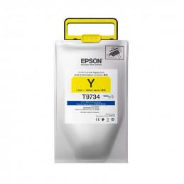 Bolsa de tinta EPSON DURABrite Pro T973420 Yellow para WorkForce Pro WF-C869R