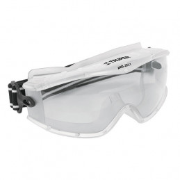 Goggles de Seguridad Profesionales, 100% Policarbonato con UV Antirayadura, GOT-X 14214 Truper