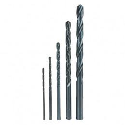 Juego de 5 Brocas para metal de Alta Velocidad, JBAV-5P 20703 Pretul