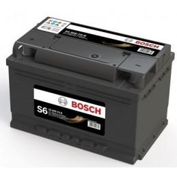Bateria Automoviles Bosch S680E 15Placas 80AH + - RC120m CCA570 28.6x17.4x17.4cm