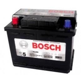 Bateria Automoviles Bosch S560EH 13Placas 60AH + - RC90m CCA470 24.2x17.5x19cm