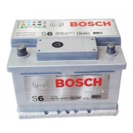 Bateria Automoviles Bosch S665E 13Placas 65AH + - RC90m CCA470 24.2x17.5x17.5cm
