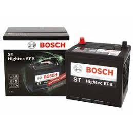 Bateria Automoviles EFB Bosch LN2 (S5560DH) 13Placas 60AH - + RC100m CCA560 24.5x17.5x19cm