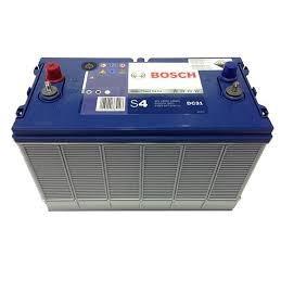Bateria Nauticas Bosch DCM31 100AH - + RC180m CCA625 33x17.2x23.4cm