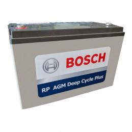 Bateria Gell Bosch BG12-100 12V 96AH + - CCA 33x17.3x21.8cm