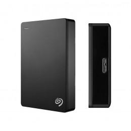 Disco Duro Externo Seagate Backup Plus 5TB USB3.0 Black