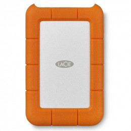 Disco Duro Externo LaCie Rugged 1TB USB-C 3.1