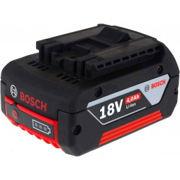 Bateria Bosch GBA 18V, 18V Amperaje 4.0Ah Iones de Litio