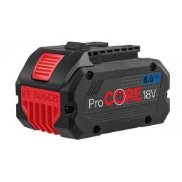Bateria Li-Ion Bosch ProCore 18V 8.0Ah CoolPack 1600A016GK