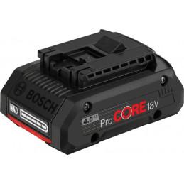 Bateria Li-Ion Bosch ProCore 18V 4.0Ah CoolPack 1600A016GB