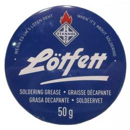 Pasta De Soldar Lotfett 50gr, Grasa Decapante Stannol 174071