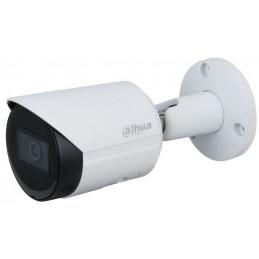 Camara Bullet IP Dahua IPC-HFW2531S-S-S2 2K 5MP 2.8mm IP67 POE SDCARD Metal