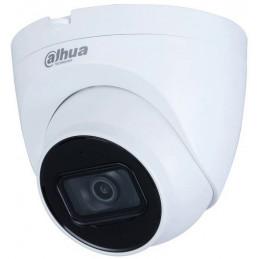 Camara Domo IP Dahua IPC-HDW2431T-AS-S2 2K 4MP Lite 2.8mm MIC IP67 POE WDR SDCARD