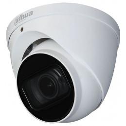 Camara Domo Dahua HAC-HDW1500T-Z-A 2K 5MP 4en1 2.7-12mm mic IP67 IR30M