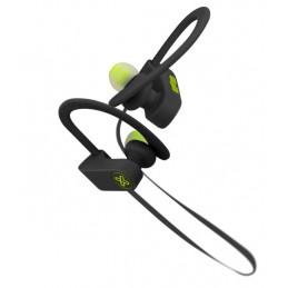 Auriculares In-ear Inalambrico Klip Xtreme KHS-632BK JogBudz con mic 5H Black