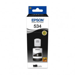 Botella de tinta EPSON T534120-AL, Negro, 120ml