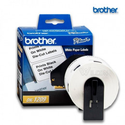Etiqueta Brother DK-1209 29x62mm Ql-550/1060 Rollo Etiqueta Precortada Standard 800E