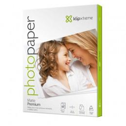 Papel fotografico Klip Xtreme KPA-530 8.5x11 50hojas mate