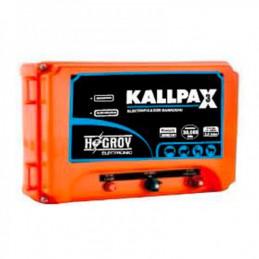 Cerco electrico Ganadero Hagroy Hagroy KALLPAX Electrificador 30km 3.5J 220VAC IP55