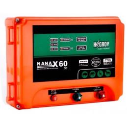Cerco electrico Ganadero Hagroy Hagroy NANAX-80 Electrificador 80km 3Niveles 12VDC