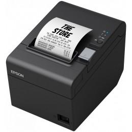 Impresora termica Epson TM-T20III, velocidad de impresión 250mm/seg, Interfaz USB