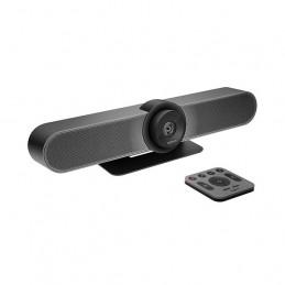Camara de videoconferencia Logitech MeetUp, campo visual de 120° y audio integrado