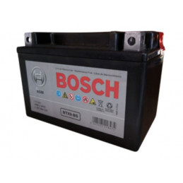 Bateria Motocicleta Bosch 8AH 12V BTX9-BS (YTX9-BS) + - 120A CH144 AGM BorneCubo 15x8.7x10.5cm