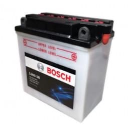Bateria Motocicleta Bosch 9AH 12V 12N9-3B - + 85A CH120 BorneOreja 13.5x7.5x13.9cm