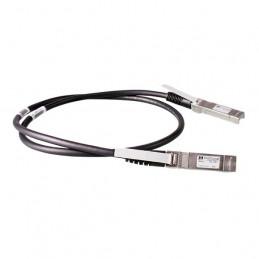 Cable de cobre de conexión directa HPE Aruba 10G SFP+ a SFP+, 1MT 8320/8400