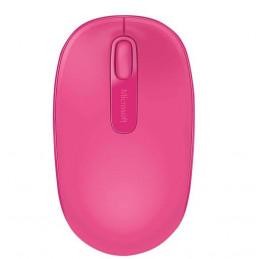 Mouse optico inalambrico Microsoft Mobile 1850, 1000dpi, Receptor USB, 2.4GHz, Magenta