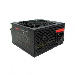 Fuente de alimentación Teros, 600W, ATX, 220V