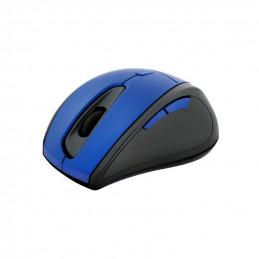 Mouse Inalambrico Klip Xtreme KMW-356BL Anchor 6Botones 2.4GHz NanoUSB