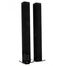 Barra de Sonido Xtech XTS-810 ZOOT 60W 2.0 Bluetooth