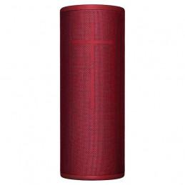 Parlante Inalambrico Logitech MEGABOOM 3 20H Ultimate Ears Bluetooth rojo crepusculo