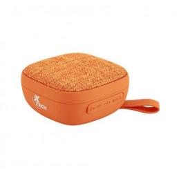 Mini Parlante Xtech XTS-600 3W 10H con Bluetooth Microfono Naranja