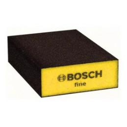 Taco Esponja Abrasivo Recto Bosch Gr. 240/320 Fino 2608608226