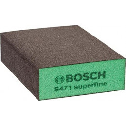 Taco Esponja Abrasivo Recto Bosch Gr. 320/500 Super Fino 2608608228