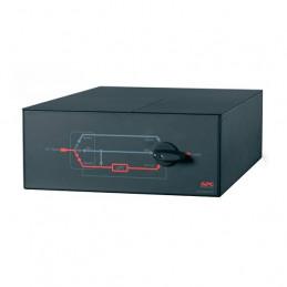 Tablero de bypass para mantenimiento APC SBP16KRMI4U, 230V, 100A, disyuntor MBB