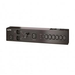 Unidad PDU de bypass para mantenimiento de APC SBP3000RMI, 230V, 16A, C13 y C19