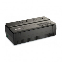 UPS APC BV800I-MS, linea interactiva, AVR, 800VA, 450W, 230VAC