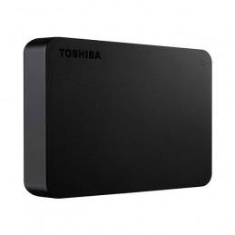 Disco duro externo Toshiba Canvio Basics, 4TB, USB 3.0