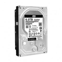 Disco duro Western Digital WD Black, 6TB, SATA 6.0 Gbs, 256 MB Cache, 7200 RPM, 3.5