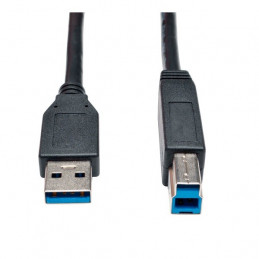 Cable USB Tripp-lite USB3.0 Superspeed a/b 91cm