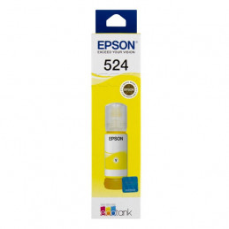 Tintas Botella Epson T524420-AL Amarillo EcoTank