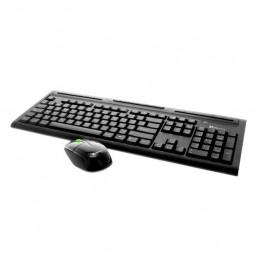 Kit Teclado Mouse Inalambrico Klip Xtreme KKW-110S Excellence 2.4GHz