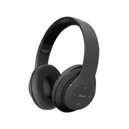 Auriculares On-ear Inalambrico Klip Xtreme KHS-628BK Pulse con mic Negro