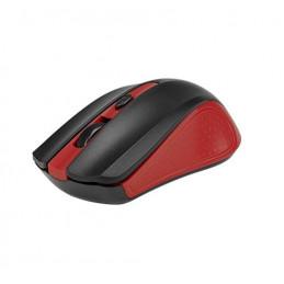 Mouse Inalambrico Xtech XTM-310RD de 4 botones 2.4GHz Rojo
