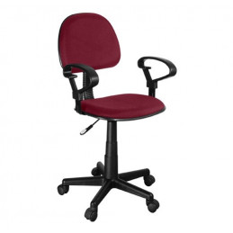 Silla para Estudiantes Xtech AM160GEN77 QZY-H4 Red Computer Chair con reposabrazos