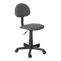Silla para Estudiantes Xtech AM160GEN66 QZY-B1 Gray Computer Chair