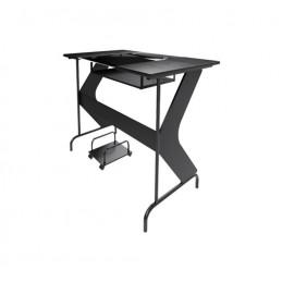Escritorio Xtech CT-1027 Computer Desk Black Lombardi